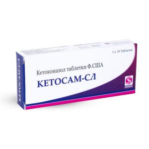 Кетосам-Сл